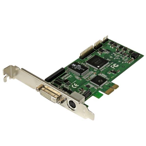 StarTech.com PCI Express HD Video Capture Karte - HDMI / DVI / VGA / Component - 1080p bei 60 FPS