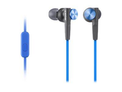 Sony MDR-XB50AP - XB Series - Ohrh?rer mit Mikrofon