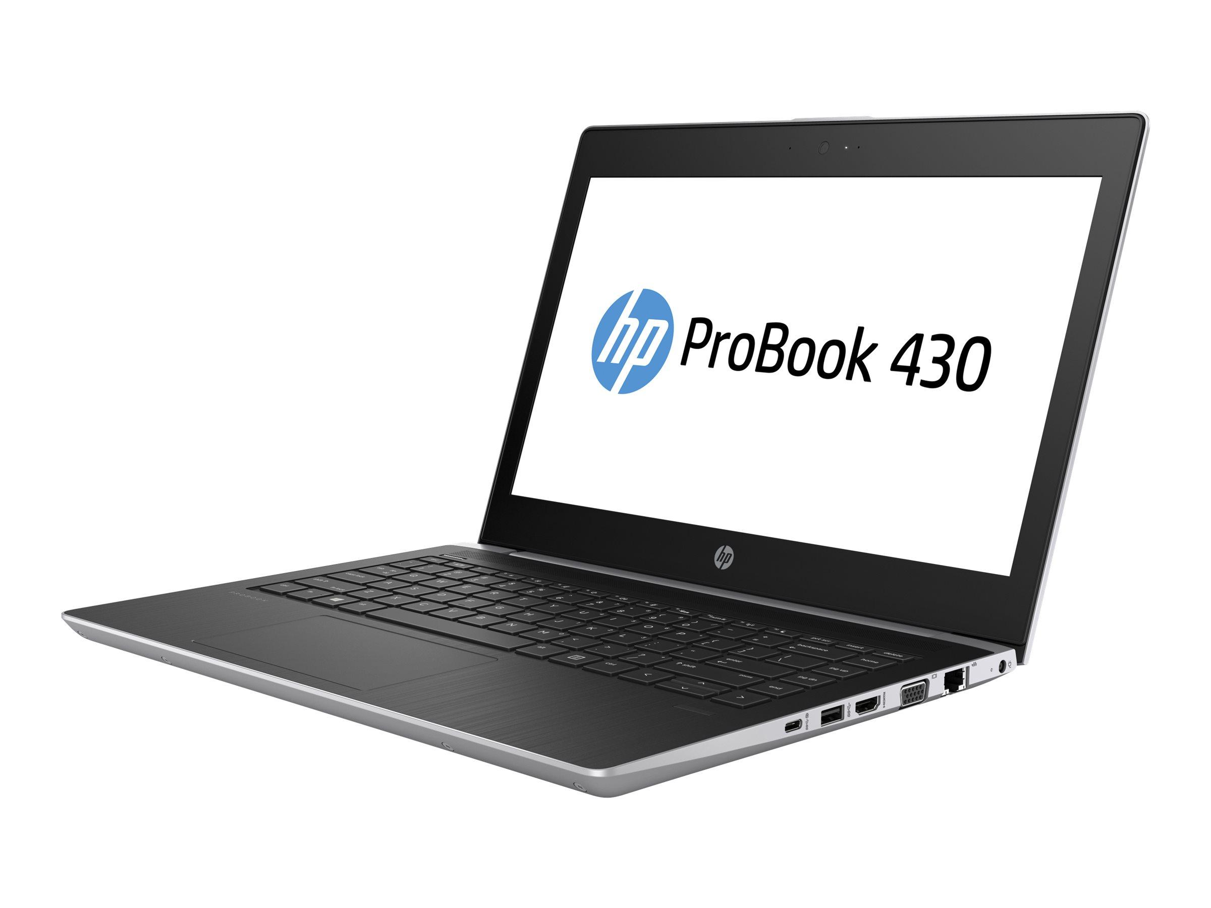 HP ProBook 430 G5 - Core i5 8250u 1.6 GHz - Win 10 Pro 64-Bit - 8 GB RAM - 256 - Notebook - Core i5 Mobile