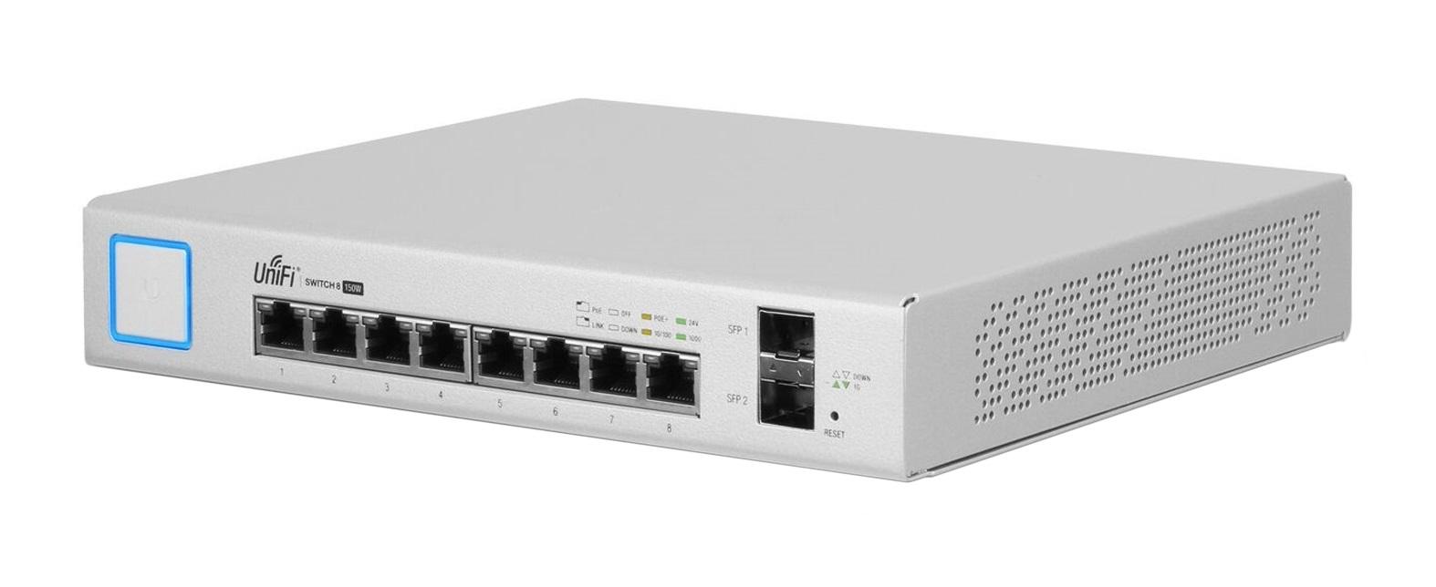 UbiQuiti UniFi Switch US-8-150W - Switch - verwaltet