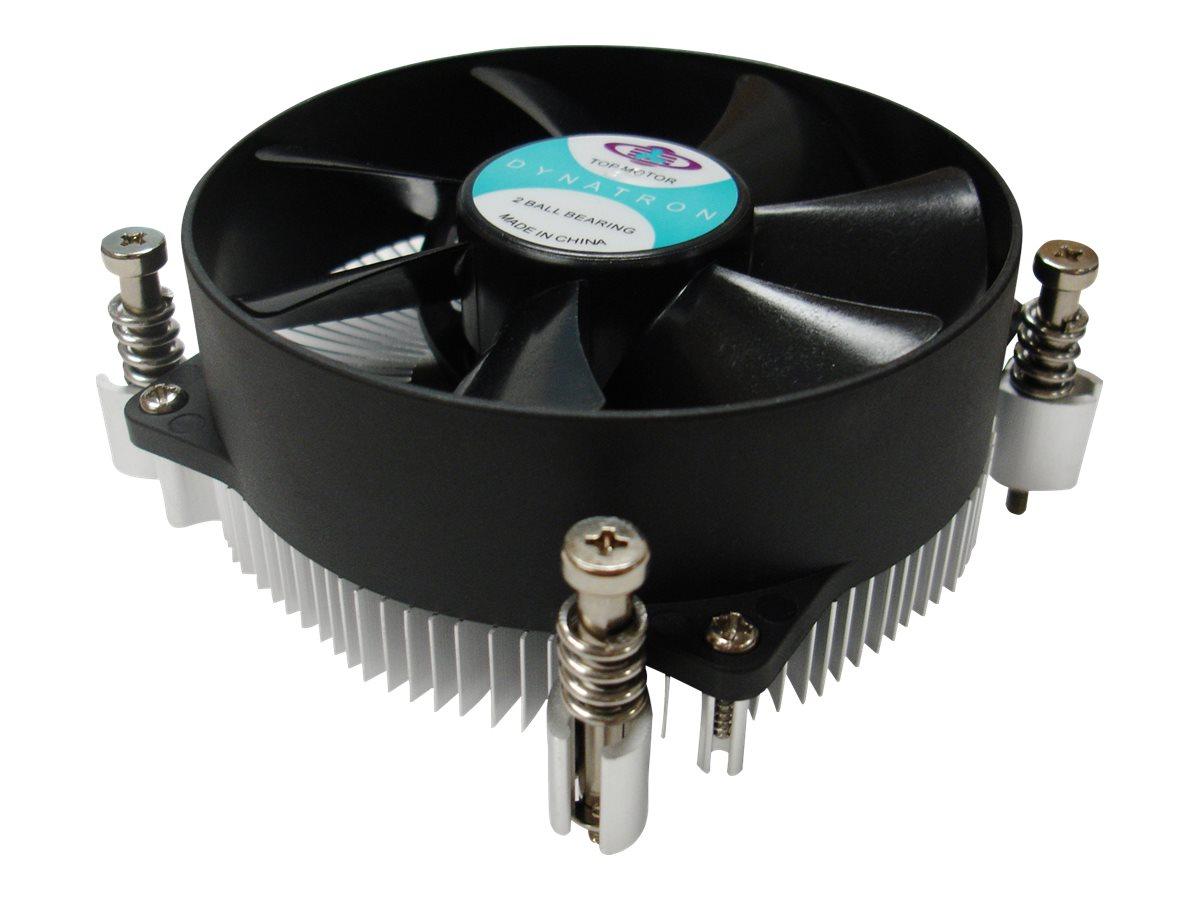 Vorschau: Inter-Tech DYNATRON K-5 - Prozessor-Luftkühler - (für: LGA1156, LGA1155, LGA1150)