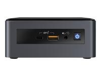 NUC 8 Mainstream-G - 1,6 GHz - Intel® Core™ i5 der achten Generation - i5-8265U - 8 GB - 256 GB - Windows 10 Home