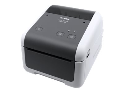 Brother TD-4420DN - Etikettendrucker - Thermopapier - Rolle (11,8 cm)