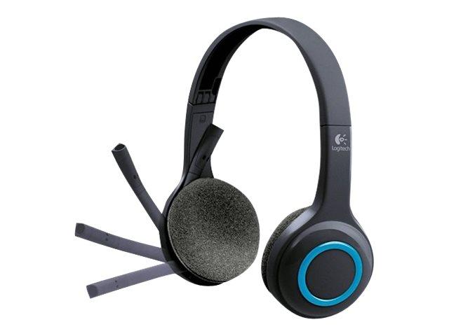 Logitech Wireless Headset H600 - Headset - On-Ear