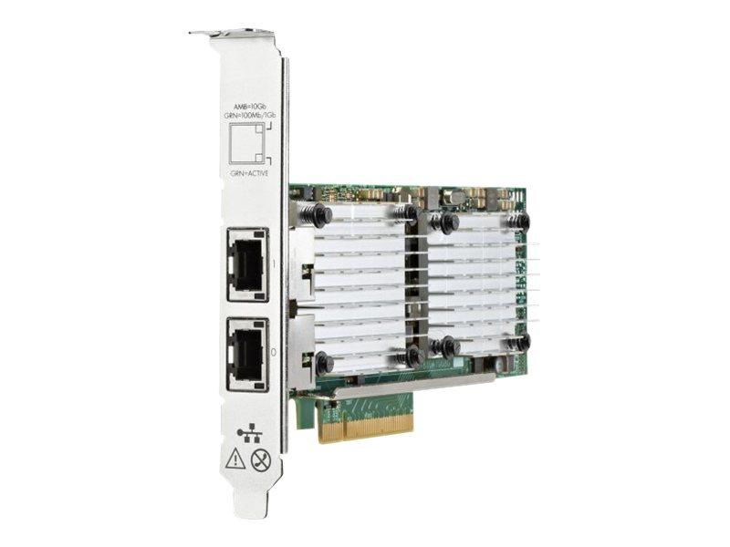 HPE 10GbE 2p BASE-T 57810S Adptr (656596-B21)
