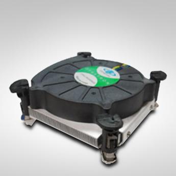 Inter-Tech T-180 - Prozessorkühler - (für: LGA775)