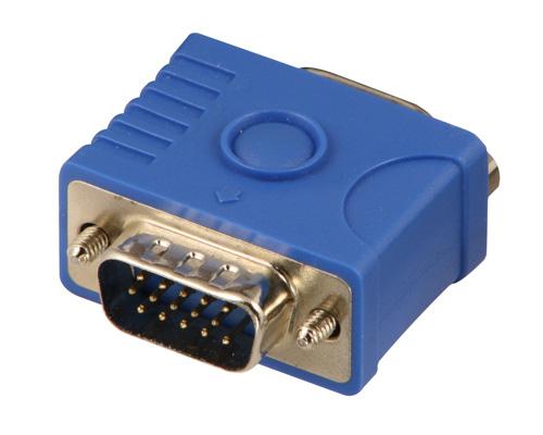 Lindy EDID/DDC Emulator Adapter for VGA Displays - EDID-Leser - VGA