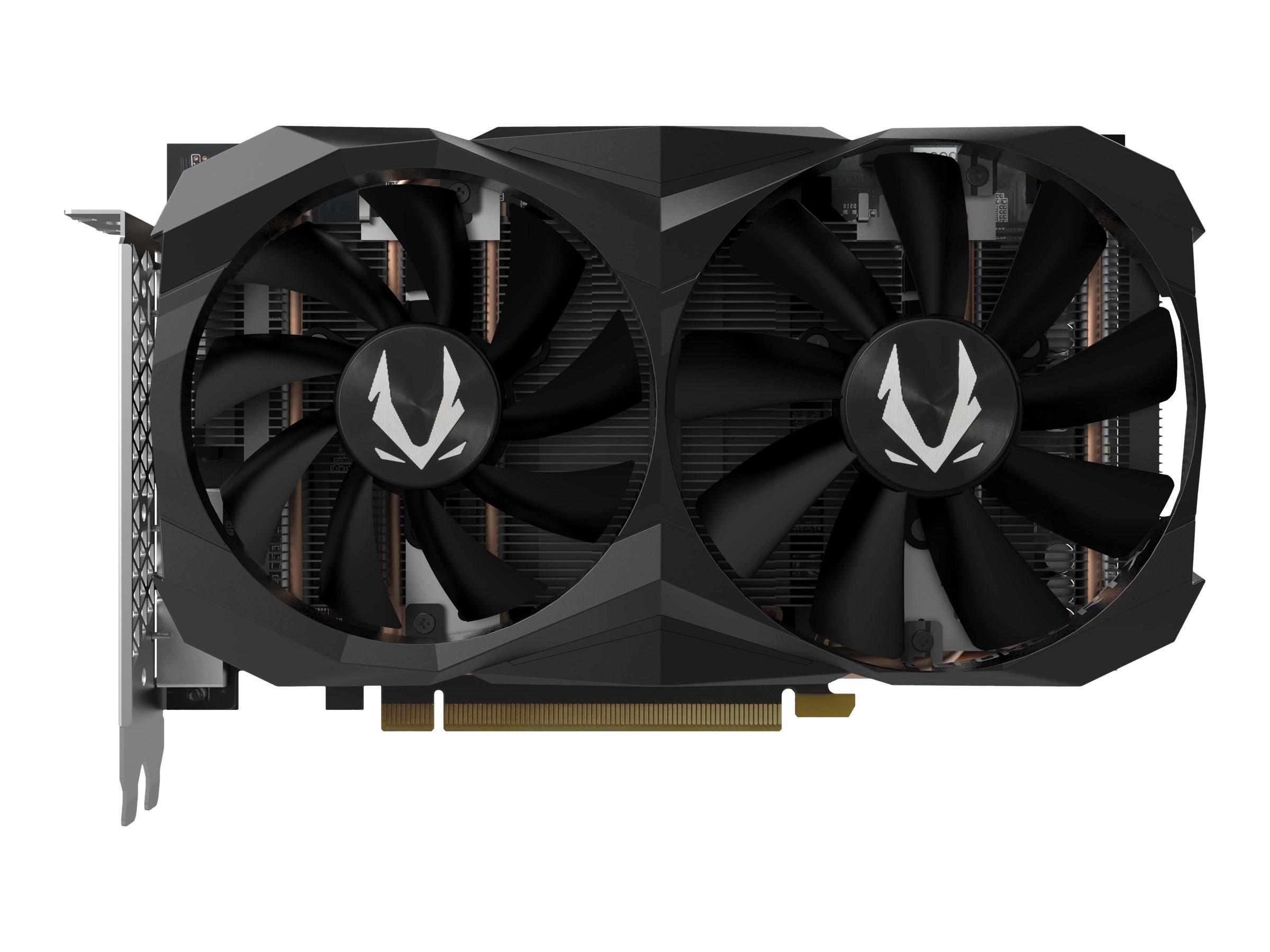 Vorschau: ZOTAC GAMING GeForce RTX 2060 - Grafikkarten