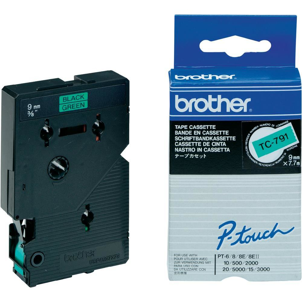 Brother TC TC791 Etiketten / Beschriftungsbänder