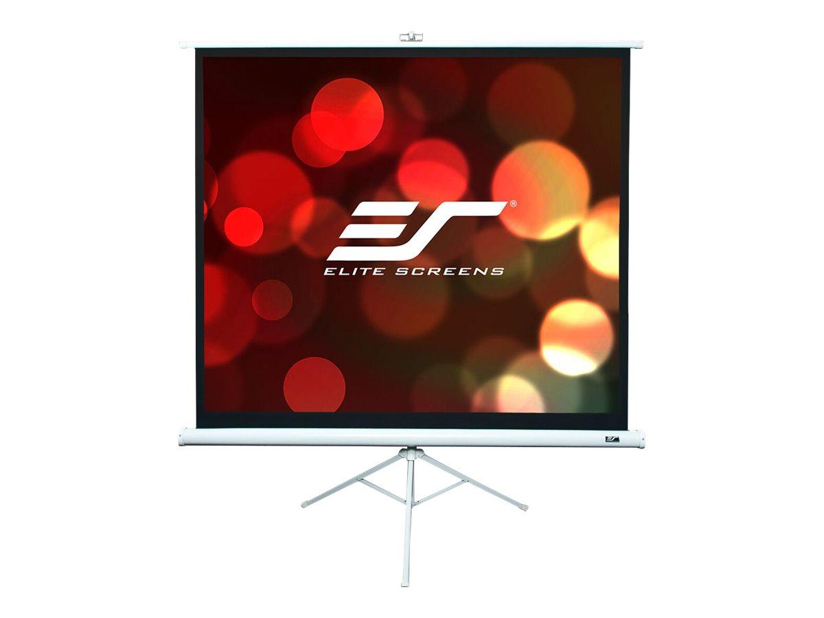 "Elite Screens Elite Tripod Series T113NWS1 - Projektionsbildschirm mit Stativ - 287 cm (113"")"