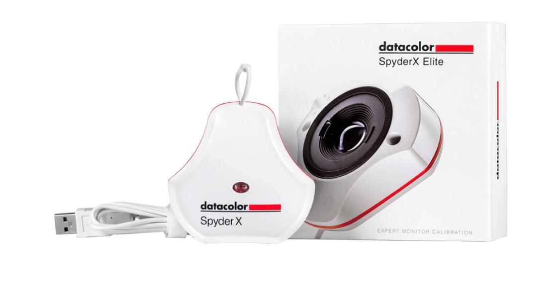 Datacolor SpyderX Elite - 140 g - 44,8 mm - 79,1 mm - 76 mm - 16-bit video card 1280x768 Monitor - 500 MB