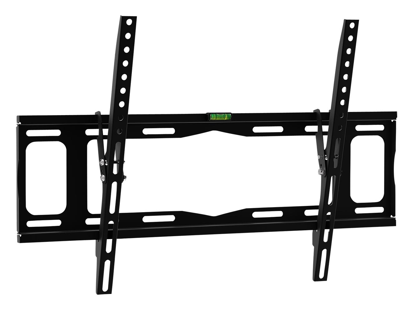 Lindy Befestigungskit ( Wandmontage ) für LCD-/Plasmafernseher - Stahl - Schwarz