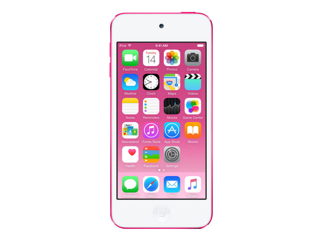 Apple iPod touch - 6. Generation - Digital Player