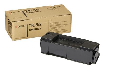 Kyocera TK 55 - Schwarz - Original