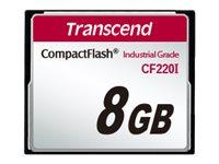 8GB Industrial Temp CF220I CF Speicherkarte Kompaktflash SLC