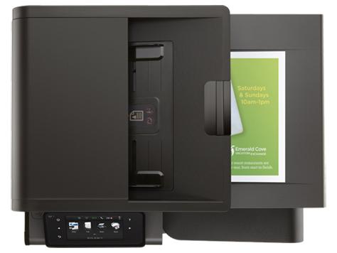 HP Officejet Pro X576dw CN598A - Multifunktionsgerät - Tintenstrahldruck