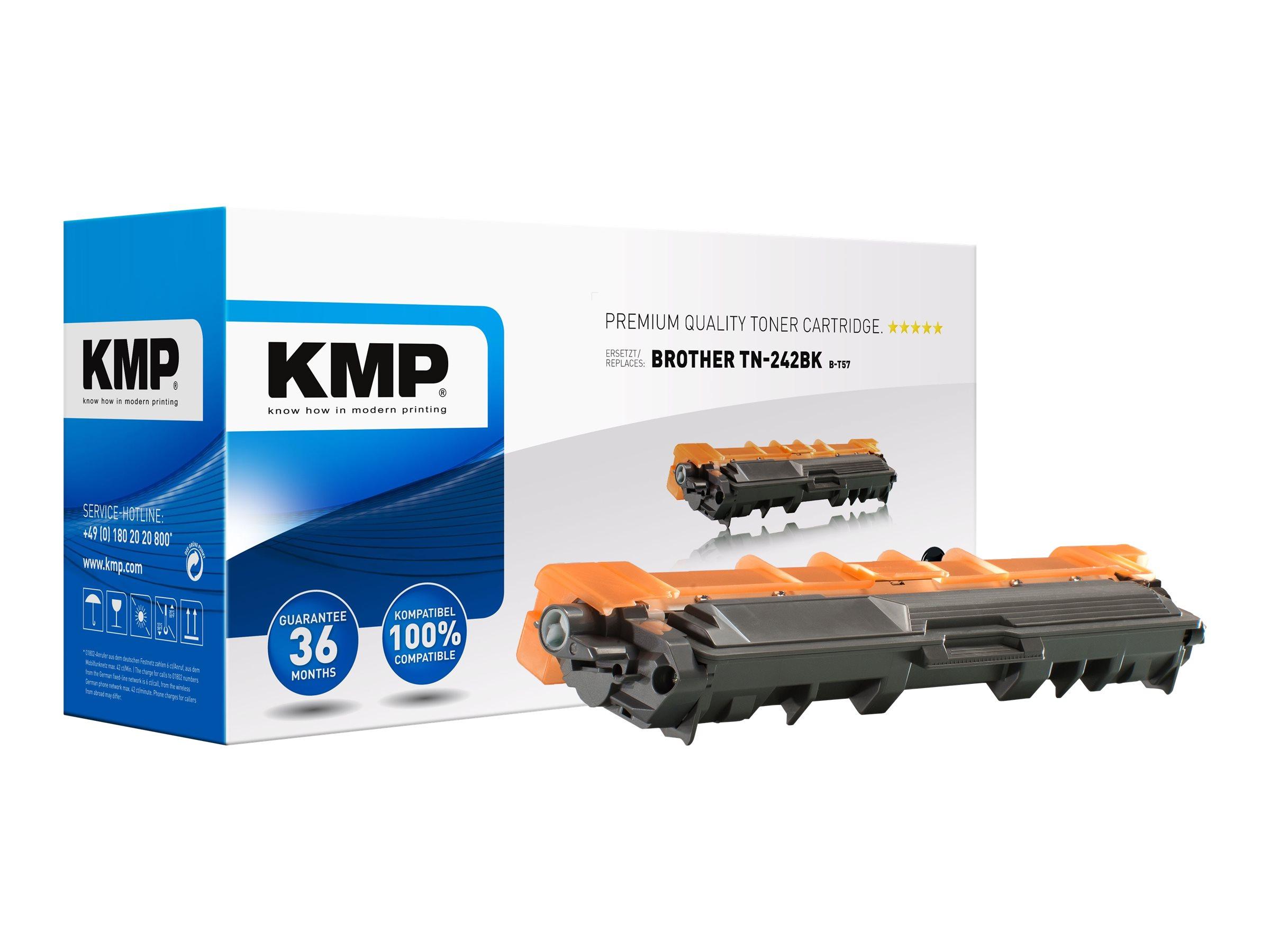 KMP B-T57 - Schwarz - kompatibel - Tonerpatrone