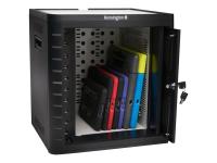 Lade- und Synchronisierungs-Kabinett für Tablets - universal - schwarz