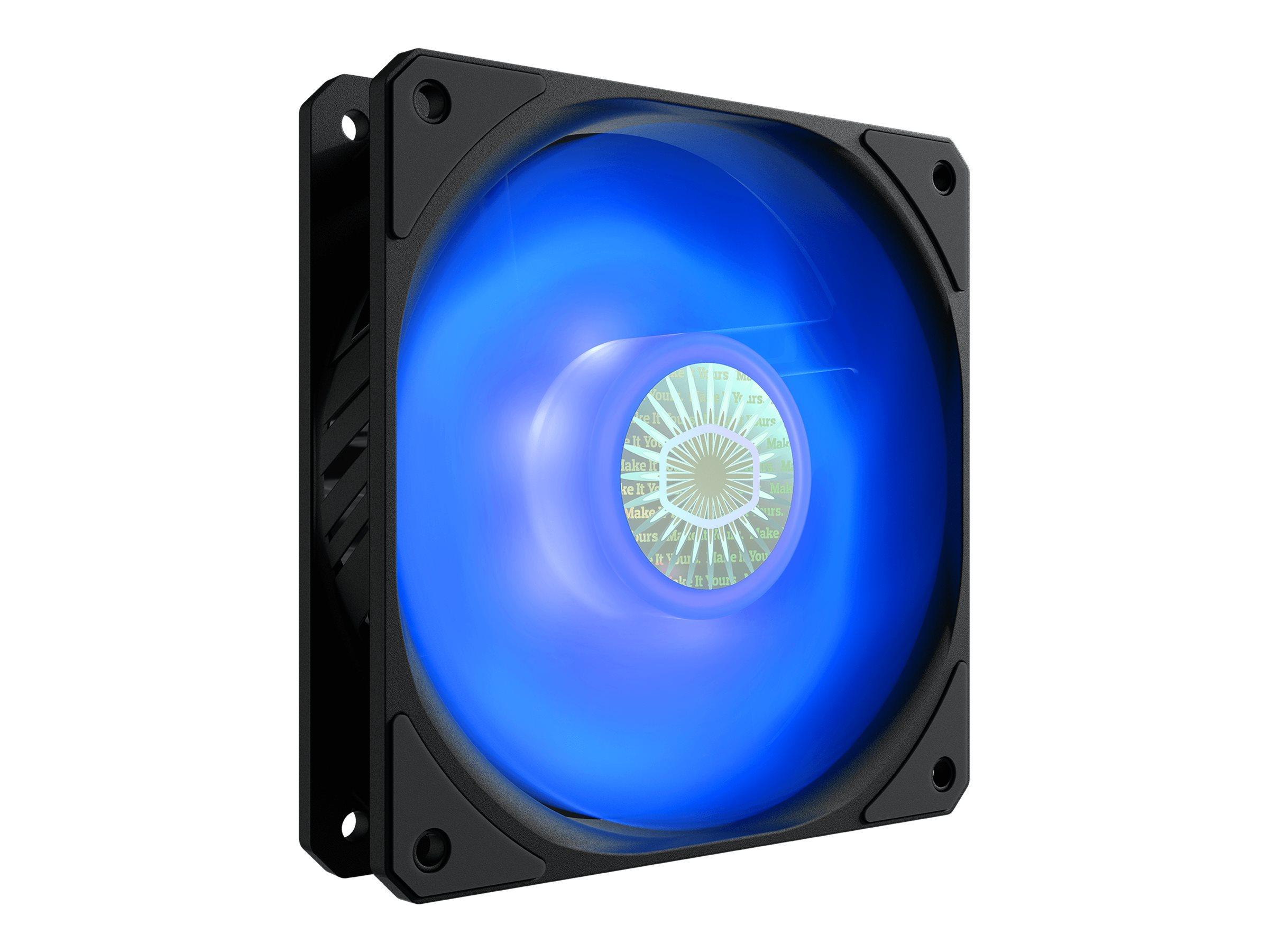 Cooler Master SickleFlow 120 LED Blue - Gehäuselüfter
