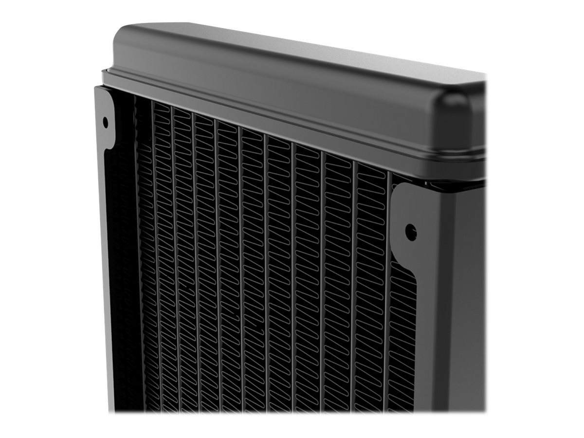 Inter-Tech ALSEYE Max 120 - Prozessor-Flüssigkeitskühlsystem - (für: LGA775, LGA1156, AM2, AM2+, LGA1366, AM3, LGA1155, AM3+, LGA2011, FM1, FM2, LGA1150, LGA1151, AM4, LGA2066 (Square ILM)