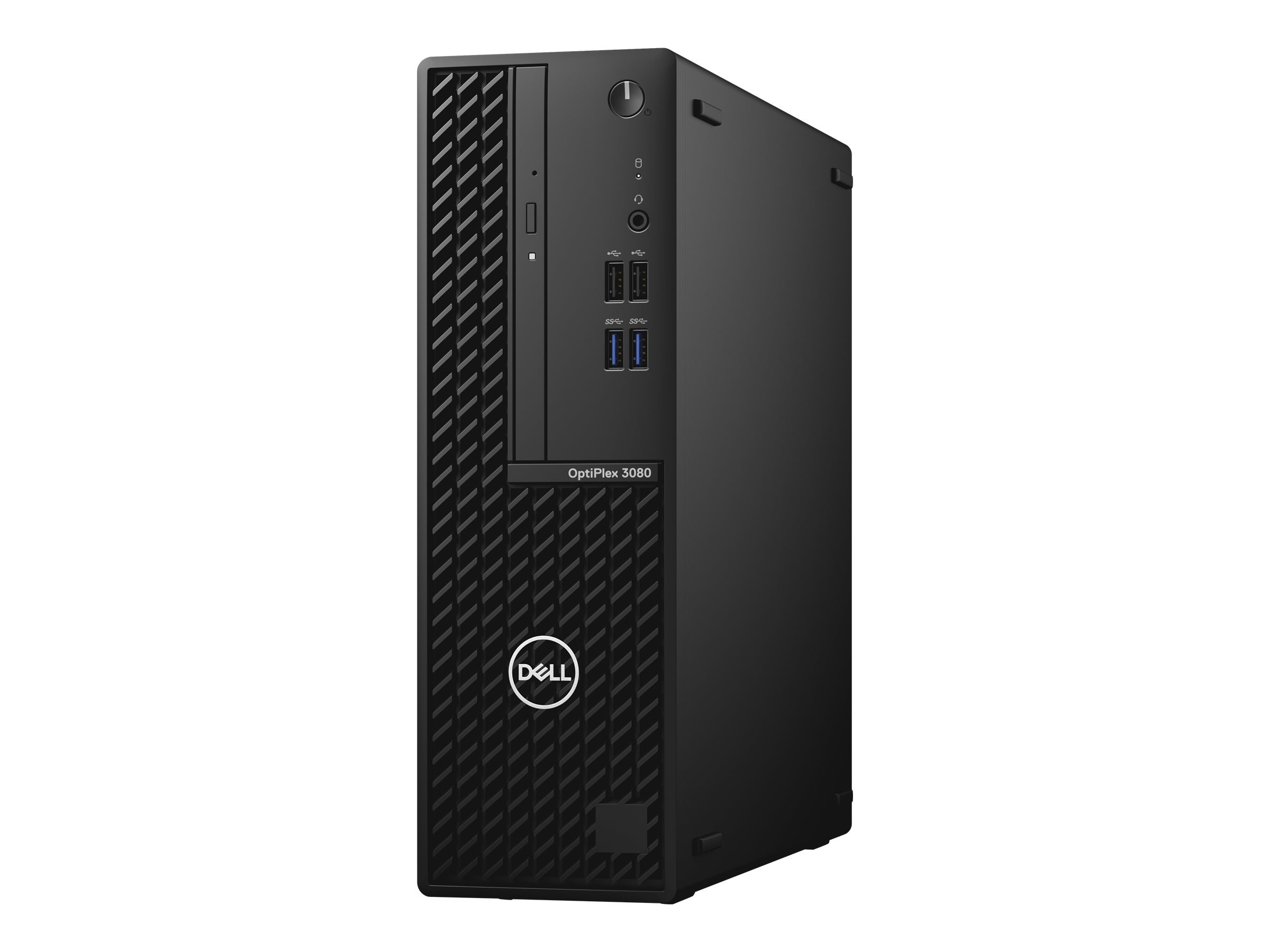 Dell OptiPlex 3080 - SFF - Core i5 10500 / 3.1 GHz - RAM 8 GB - SSD 256 GB - DVD-Writer - UHD Graphics 630 - GigE - Win 10 Pro 64-Bit - Monitor: keiner - BTS - mit 1 Year Basic Onsite (CH, AT, DE - 3 Years)