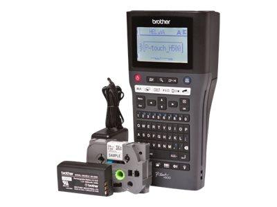 Vorschau: Brother P-Touch PT-H500LI - Beschriftungsgerät