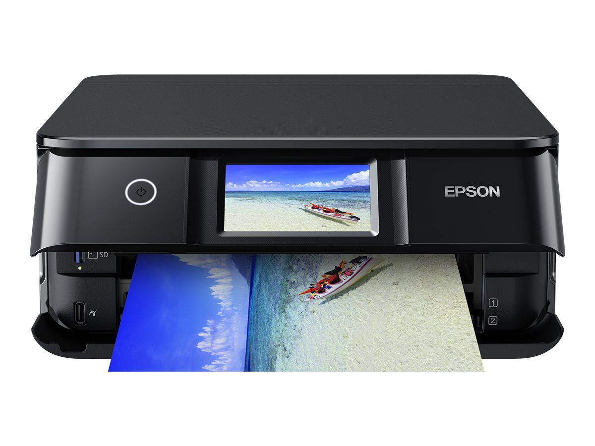 Epson Expression Photo - Multifunktionsdrucker - Farbe - Tintenstrahl - A4/Legal (Medien)