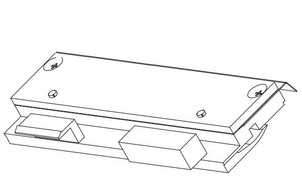 HONEYWELL Datamax - 1 - 300 dpi - Druckkopf - für MP-Series Nova4 DT