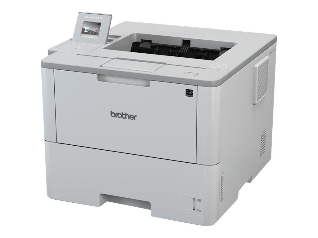 Brother HL-L6400DW - Drucker - s/w - Duplex - Laser
