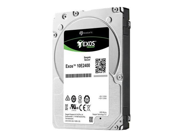 "Seagate Exos 10E2400 ST600MM0009 - Festplatte - 600 GB - intern - 2.5"" SFF (6.4 cm SFF)"