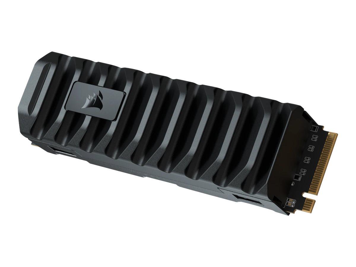 Corsair MP600 PRO XT - 2 TB SSD - intern - M.2 2280 - PCI Express 4.0 x4 (NVMe)