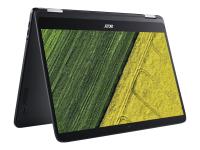 Spin SP714-51-M1XN Schwarz Hybrid (2-in-1) 35,6 cm (14 Zoll) 1920 x 1080 Pixel Touchscreen 1,30 GHz Intel® Core i7 der siebten Generation i7-7Y75