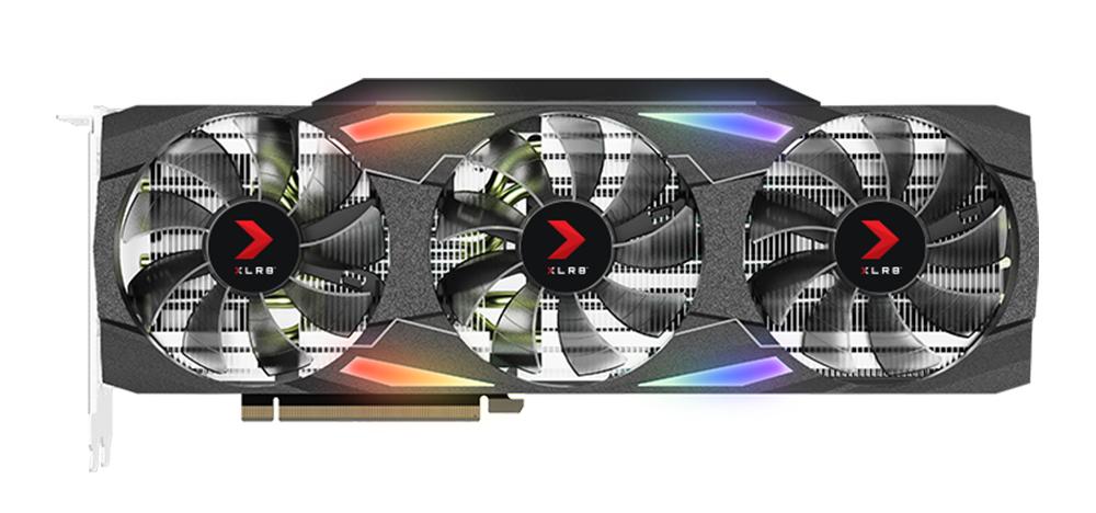 PNY XLR8 GeForce RTX 3090 Gaming EPIC-X RGB - XLR8 GAMING Edition