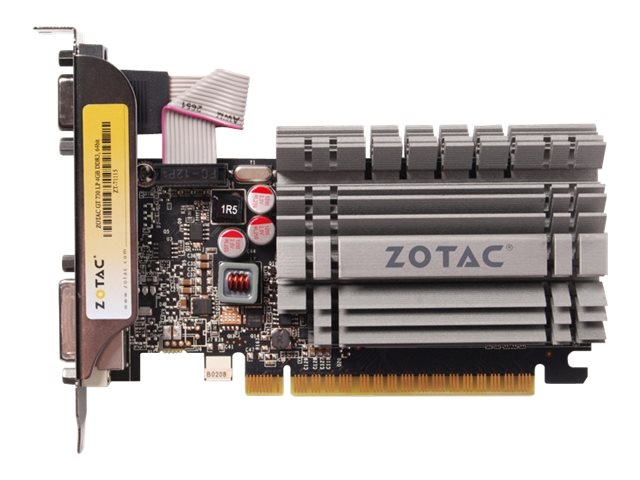 ZOTAC GeForce GT 730 - Grafikkarten