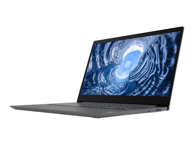Lenovo V17 IIL 82GX - Core i7 1065G7 / 1.3 GHz - Win 10 Pro 64-Bit - 12 GB RAM - 256 GB SSD NVMe + 1 TB HDD - 43.9 cm (1