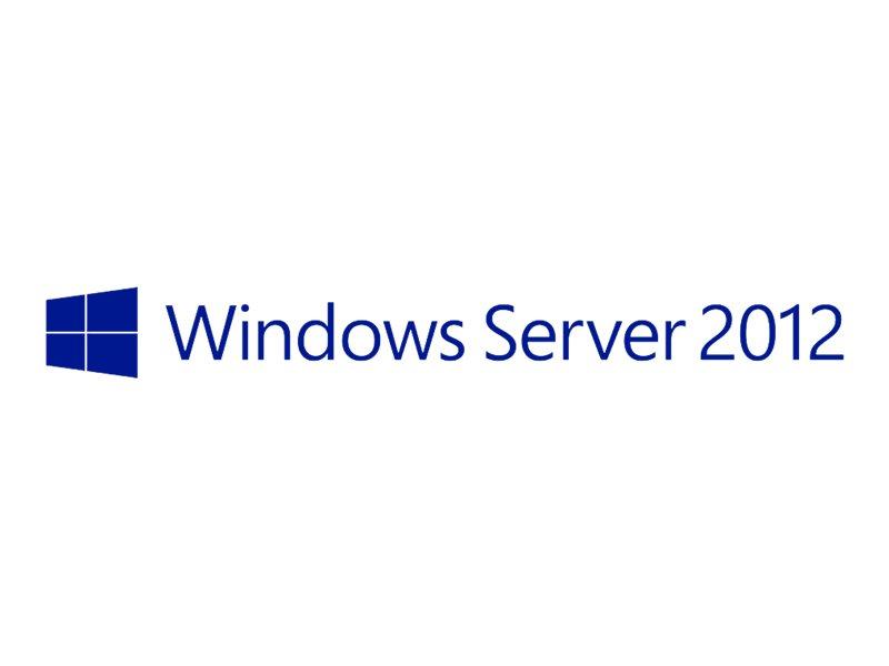 Dell Microsoft Windows Server 2012 - Lizenz - 5 Benutzer-CALs