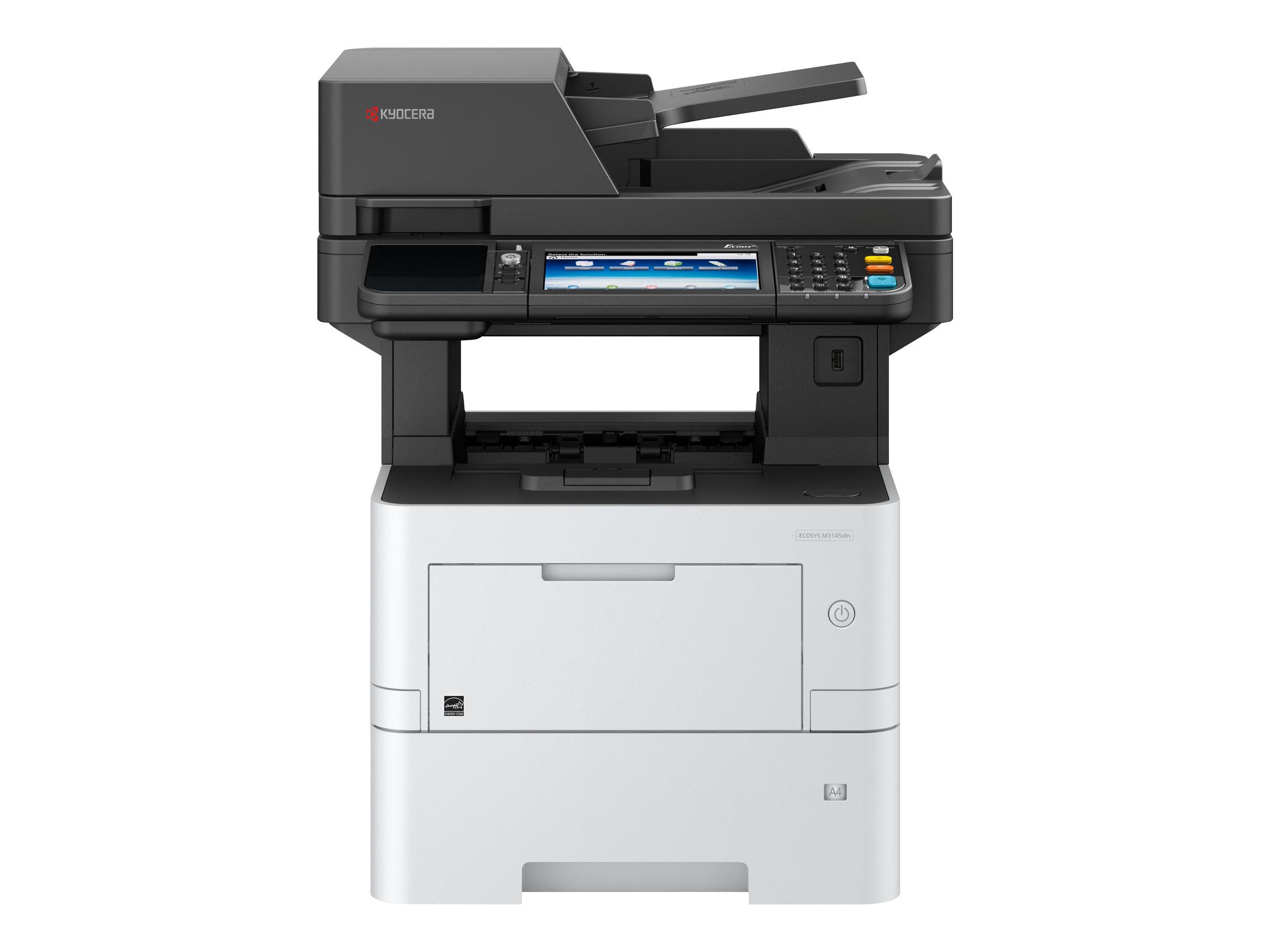 Kyocera ECOSYS M3145IDN - Multifunktionsdrucker - s/w - Laser - A4 (210 x 297 mm)