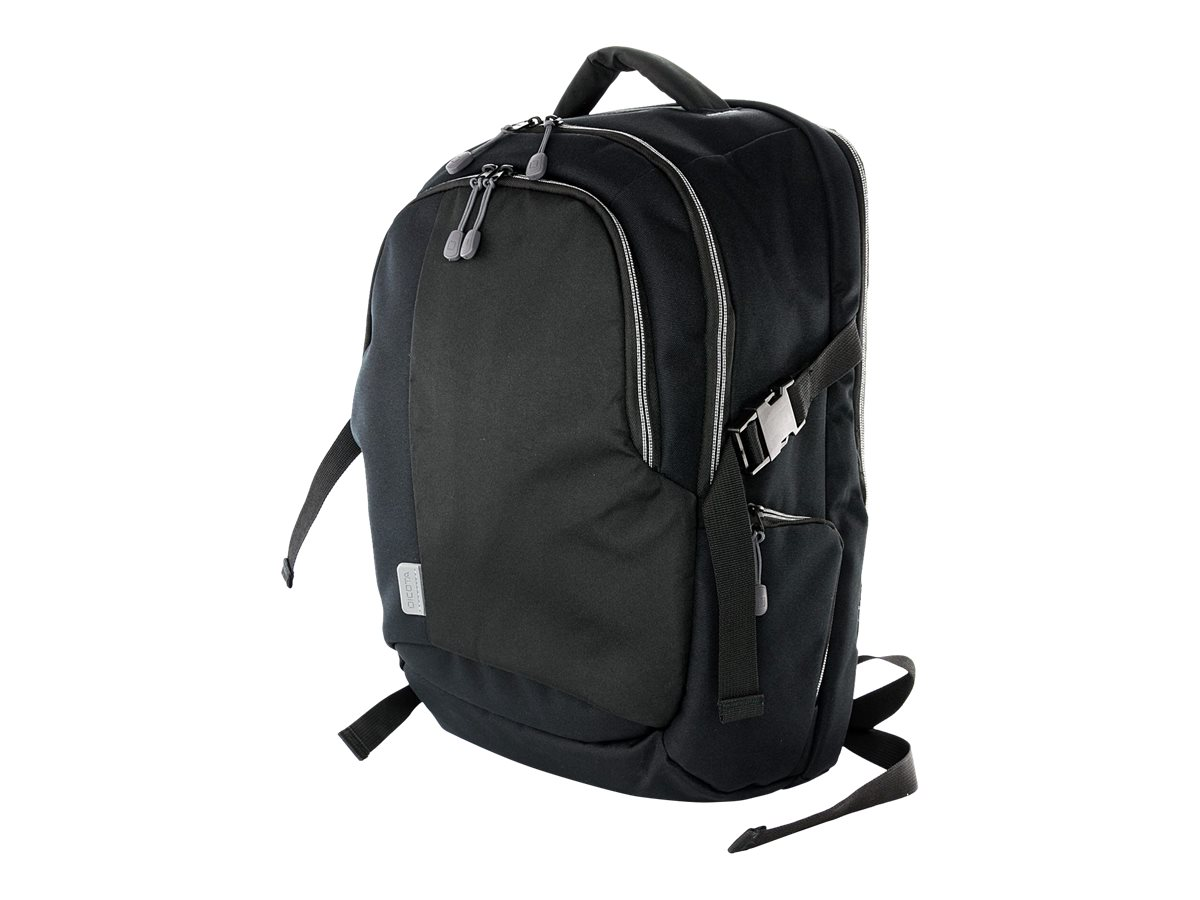 "Dicota Backpack Eco Laptop Bag 15.6"" - Notebook-Rucksack - 39.6 cm (15.6"")"