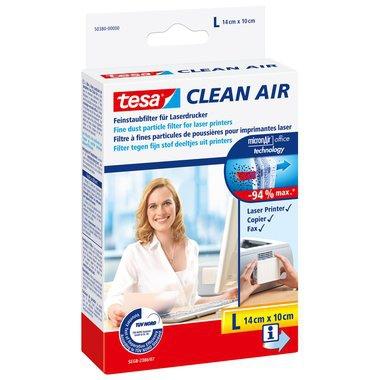 Tesa Clean Air Large - Feinstaubfilter für Drucker