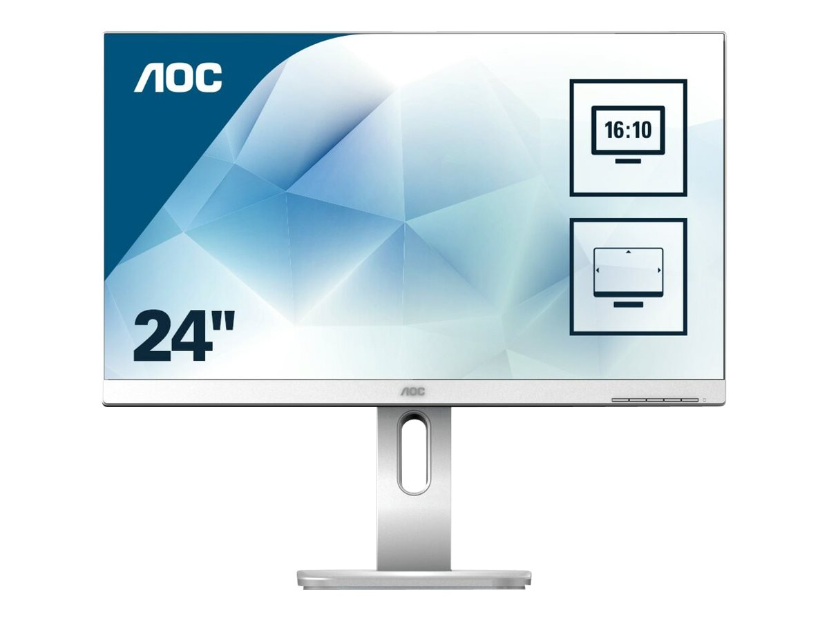 "AOC X24P1/GR - LED-Monitor - 61 cm (24"") - 1920 x 1200 WUXGA @ 60 Hz"