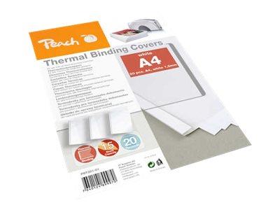 Peach PBT301-01 - Thermobindemappe - A4 - 15 Stück