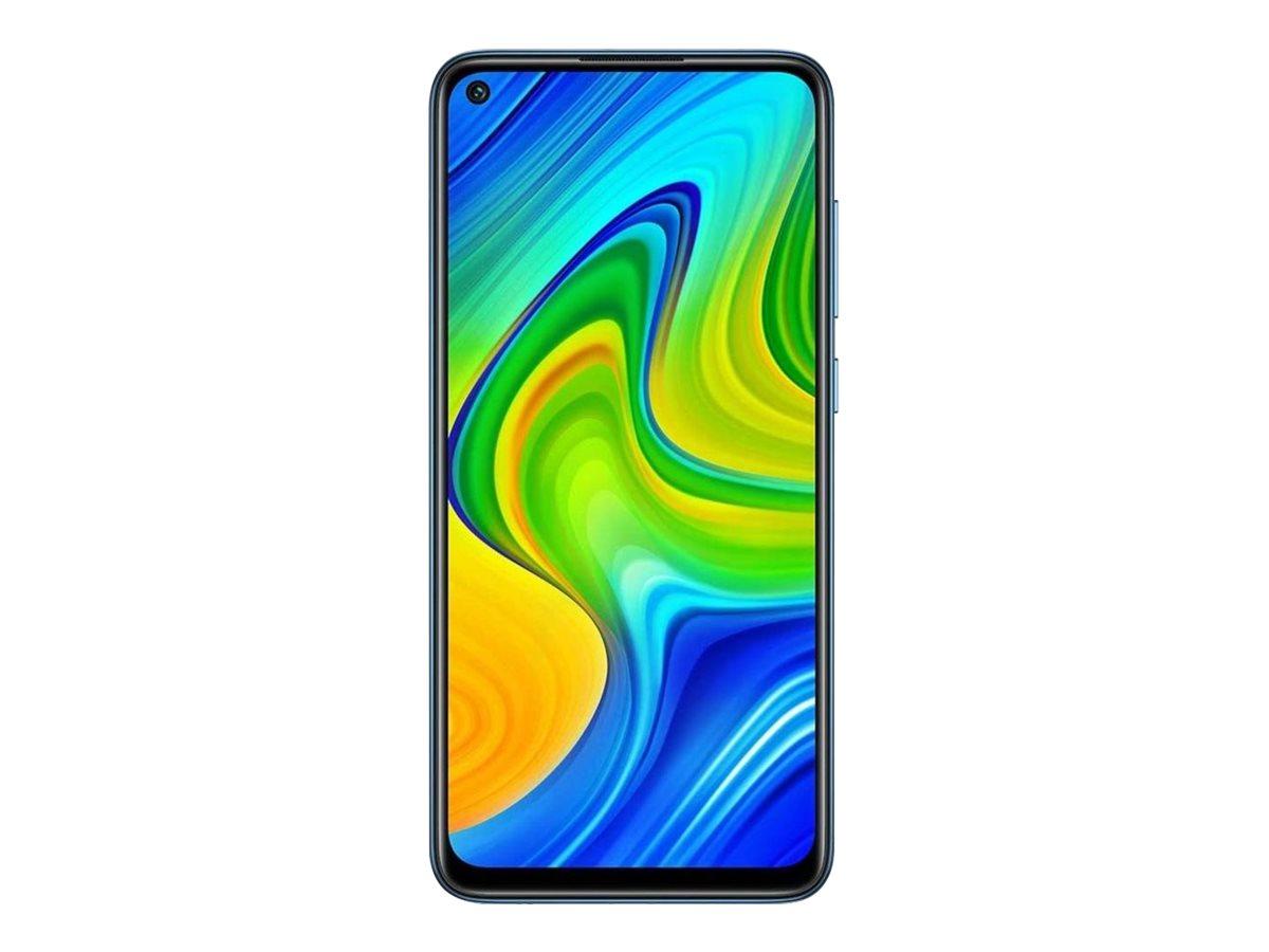 "Xiaomi Redmi Note 9 - Smartphone - Dual-SIM - 4G LTE - 128 GB - microSD slot - 6.53"" - 2340 x 1080 Pixel - RAM 4 GB (13 MP Vorde"