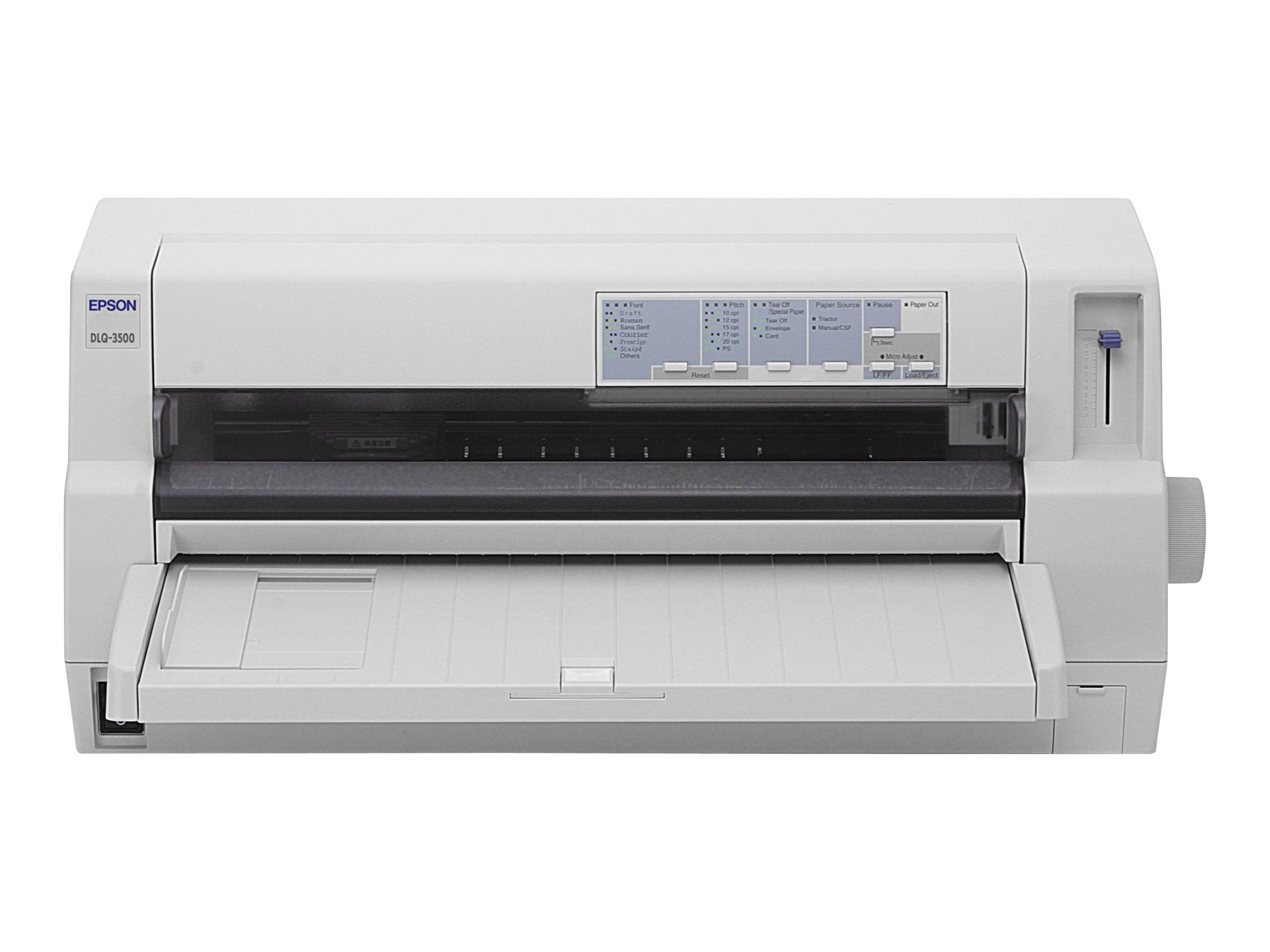 Epson DLQ 3500 - Drucker - Farbe - Punktmatrix