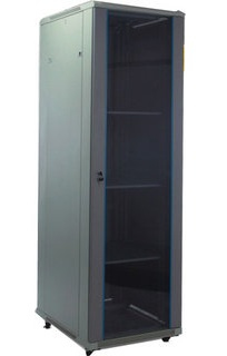 Intellinet 713108 Freestanding rack 1500kg Schwarz Rack