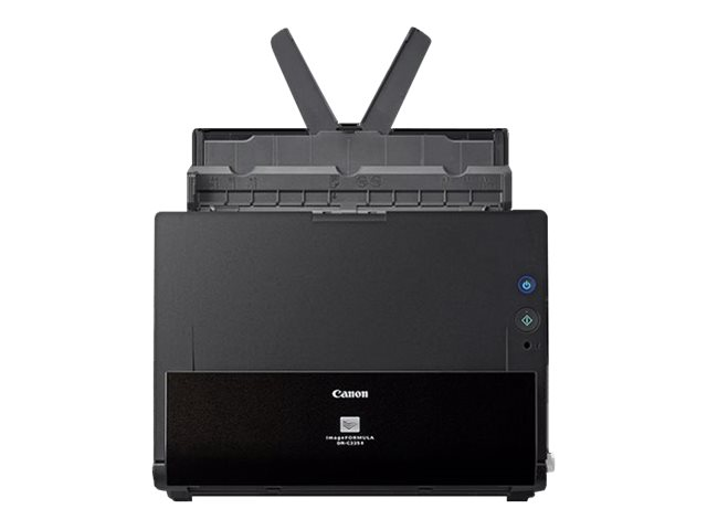 Canon imageFORMULA DR-C225 II - Dokumentenscanner - Duplex - 600 dpi x 600 dpi - bis zu 25 Seiten/Min. (einfarbig)