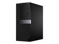 OptiPlex 5040 3.7GHz i3-6100 Mini Tower Schwarz PC