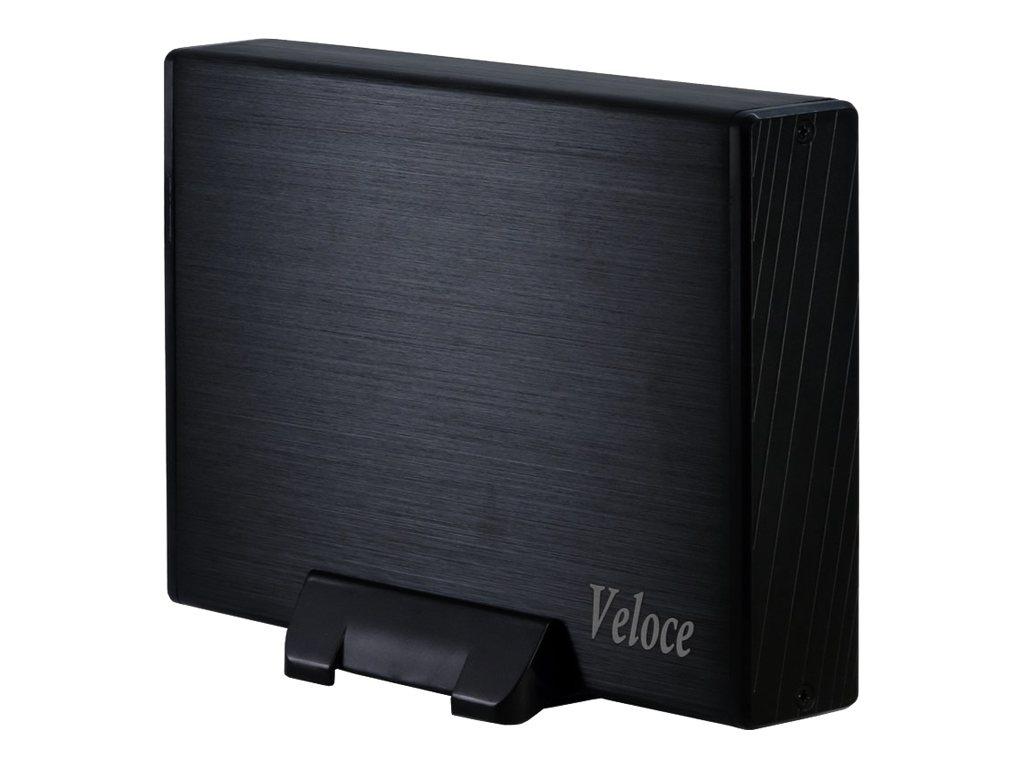 """Inter-Tech Veloce GD-35612 - Speichergehäuse - 3.5"""" (8.9 cm)"""