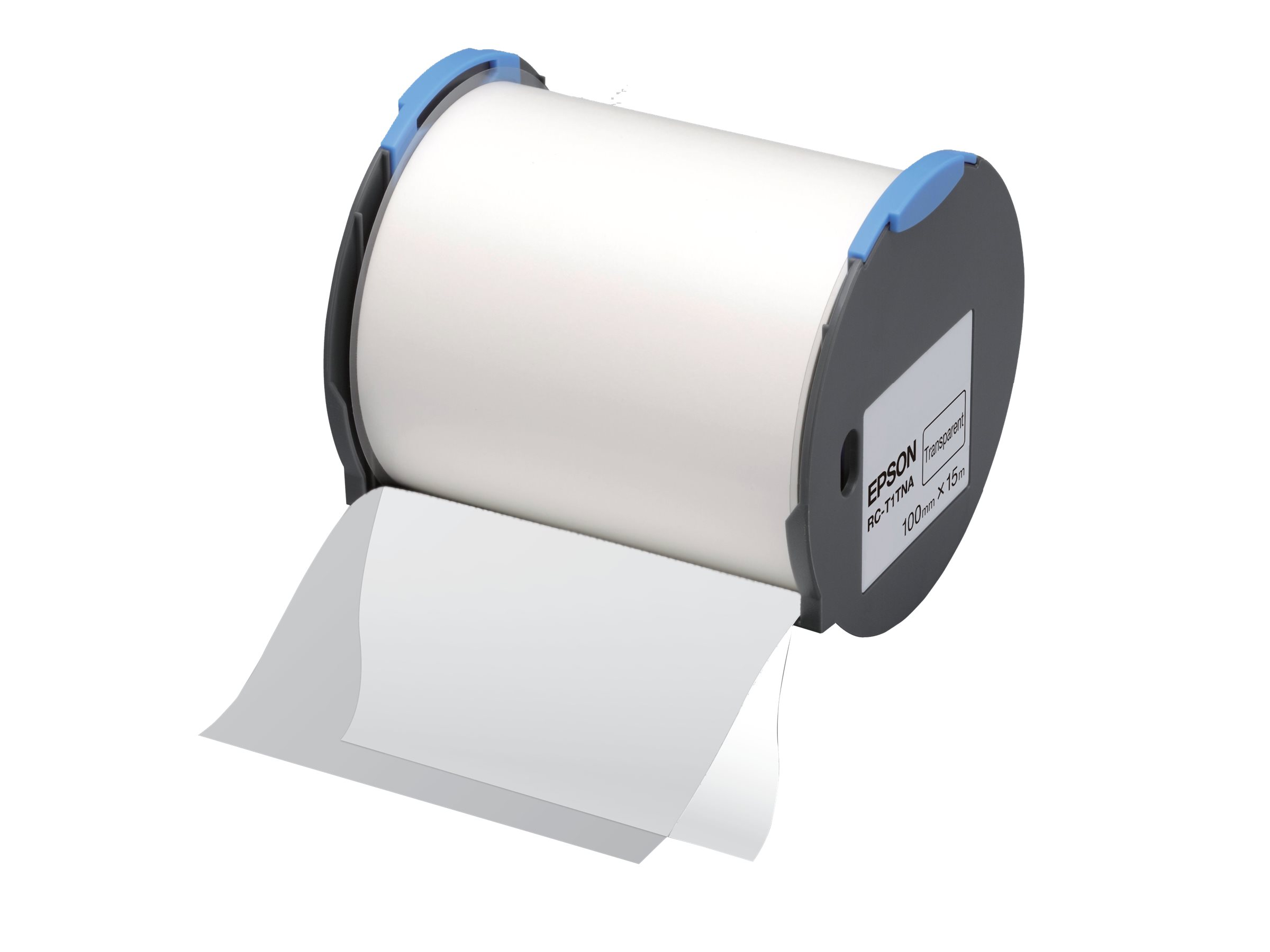 Epson RC-T1TNA - Polyolefin - selbstklebend - durchsichtig - Rolle (10 cm x 15 m)
