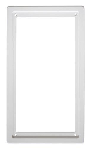 Behnke 5-9000 - Weiß - Telecom Behnke - Aluminium - Kautschuk - Hohlraums - 130 mm - 4 mm