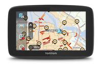 TELEMATICS PRO 7350 EU TRUCK Navigationssystem 12,7 cm (5 Zoll) Touchscreen Tragbar / Fixiert Schwarz 220 g